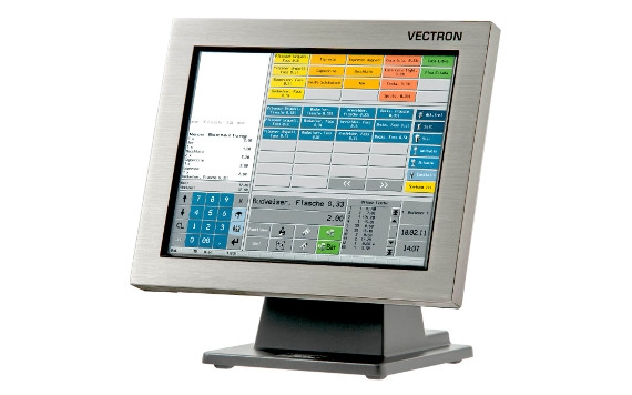 Vectron POS Steel Touch II